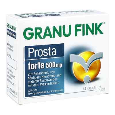 GRANU FINK Prosta forte 500mg  bei apolux.de bestellen