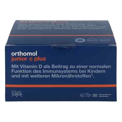 Orthomol Junior C plus Kautablette (n) waldfrucht  bei apolux.de bestellen