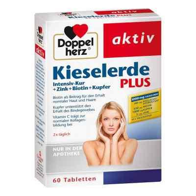 Doppelherz Kieselerde Plus Int.kur+zi.+bio.+cal.t.  bei apolux.de bestellen