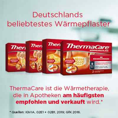 ThermaCare Rücken  bei apolux.de bestellen