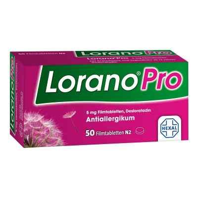 Loranopro 5 mg Filmtabletten  bei apolux.de bestellen