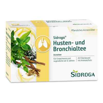 Sidroga Husten- und Bronchialtee Filterbeutel  bei apolux.de bestellen