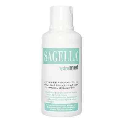 Sagella hydramed Intimwaschlotion  bei apolux.de bestellen