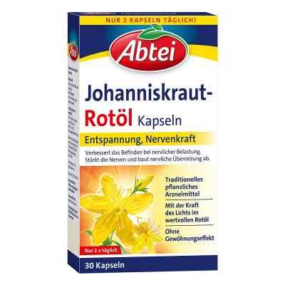 Abtei Johanniskraut Rotöl Kapseln  bei apolux.de bestellen