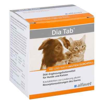 Dia Tab Kautabletten für Hunde und Katzen  bei apolux.de bestellen