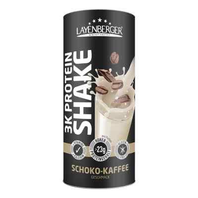 Layenberger Lowcarb.one 3k Protein Shake Scho.kaf.  bei apolux.de bestellen