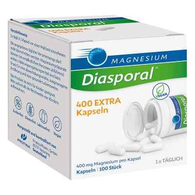 Magnesium Diasporal 400 Extra Kapseln  bei apolux.de bestellen