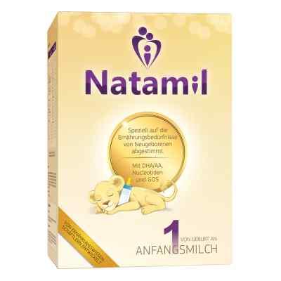 Natamil 1 Anfangsmilch Pulver  bei apolux.de bestellen