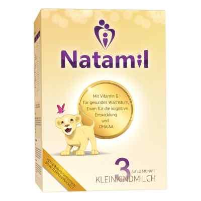 Natamil 3 Folgemilch Pulver  bei apolux.de bestellen