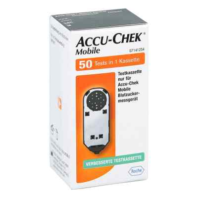 Accu Chek Mobile Testkassette  bei apolux.de bestellen