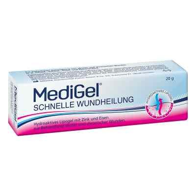 Medigel Schnelle Wundheilung  bei apolux.de bestellen