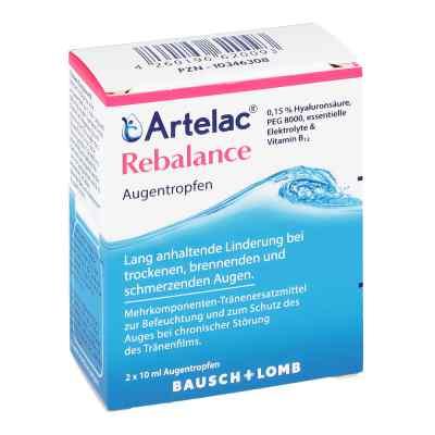 Artelac Rebalance Augentropfen  bei apolux.de bestellen