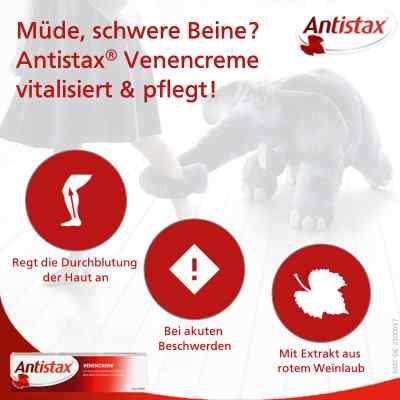 Antistax Venencreme bei schweren & geschwollenen Beinen  bei apolux.de bestellen