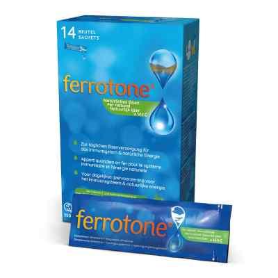 Ferrotone Eisen mit Apfelkonzentrat und Vitamin C  bei apolux.de bestellen