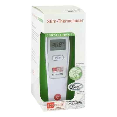 Aponorm Fieberthermometer Stirn Contact-free 3  bei apolux.de bestellen