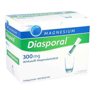 Magnesium Diasporal 300 mg Granulat zur, zum her.e.lsg.z.ein.  bei apolux.de bestellen