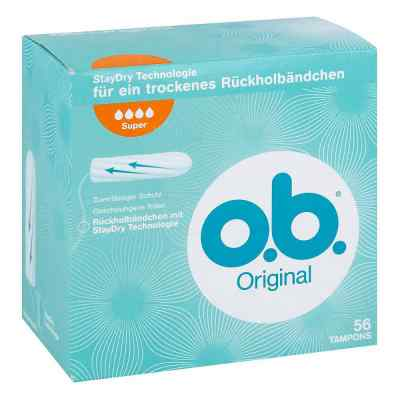 O.b. Tampons Original super  bei apolux.de bestellen