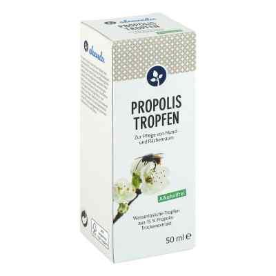 Propolis Tropfen ohne Alkohol  bei apolux.de bestellen
