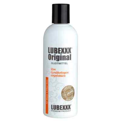 Lubexxx Gleitmittel v.Arzt empfohlen  bei apolux.de bestellen