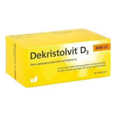 Dekristolvit D3 4.000 I.e. Tabletten  bei apolux.de bestellen