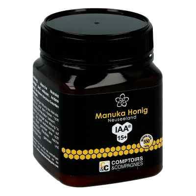 Manuka Honig Mgo 550  bei apolux.de bestellen