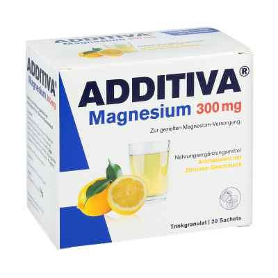 Additiva Magnesium 300 mg N Pulver  bei apolux.de bestellen