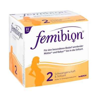Femibion Schwangerschaft 2 D3+dha+400 [my]g Folat  bei apolux.de bestellen