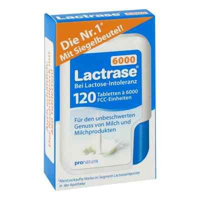 Lactrase 6.000 Fcc Tabletten im Klickspender  bei apolux.de bestellen