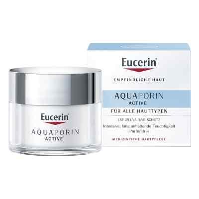 Eucerin Aquaporin Active Creme Lsf 25  bei apolux.de bestellen