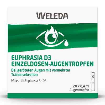 Euphrasia D3 Einzeldosen-augentropfen  bei apolux.de bestellen