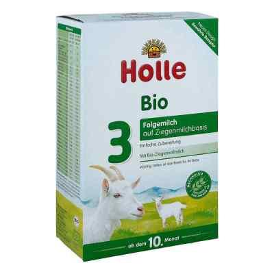 Holle Bio Folgemilch 3 auf Ziegenmilchbasis Pulver  bei apolux.de bestellen