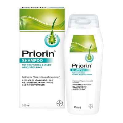 Priorin Shampoo bei Haarausfall und dünner werdendes Haar  bei apolux.de bestellen