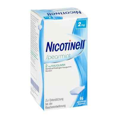 Nicotinell 2mg Spearmint  bei apolux.de bestellen