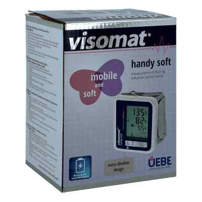Visomat handy soft Handgelenk Blutdruckmessgerät  bei apolux.de bestellen