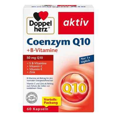 Doppelherz Coenzym Q10+b Vitamine Kapseln  bei apolux.de bestellen