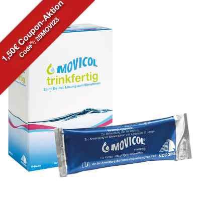 Movicol trinkfertig 25 ml Beutel Lösung zur, zum einnehmen  bei apolux.de bestellen