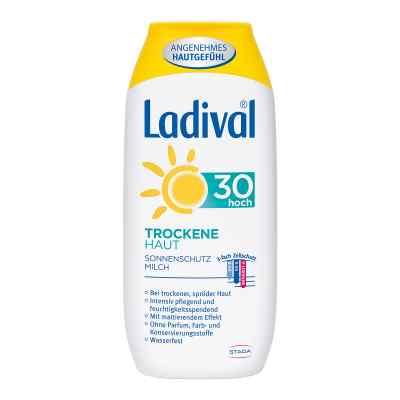 Ladival trockene Haut Milch Lsf 30  bei apolux.de bestellen