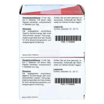 Galacordin complex Tabletten  bei apolux.de bestellen
