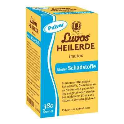 Luvos Heilerde imutox Pulver  bei apolux.de bestellen