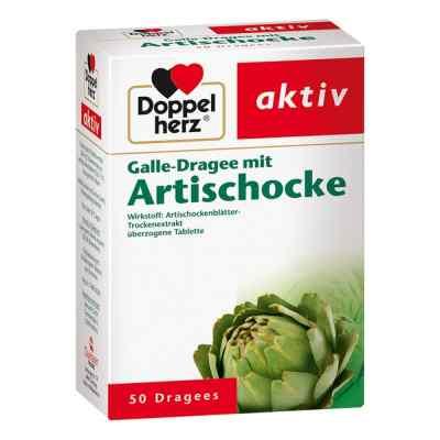 galle dragee mit artischocke abnehmen