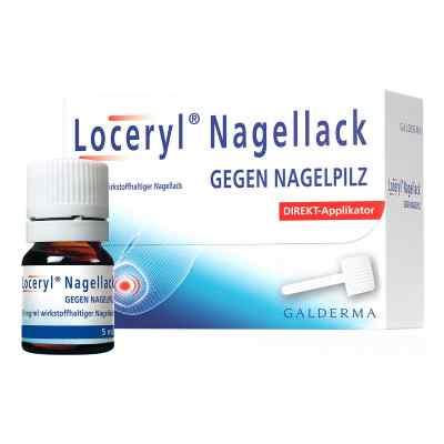 Loceryl gegen Nagelpilz  bei apolux.de bestellen