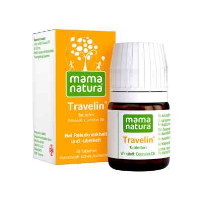Mama natura Travelin Reisetabletten  bei apolux.de bestellen