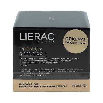 Lierac Premium reichhaltige Creme  bei apolux.de bestellen