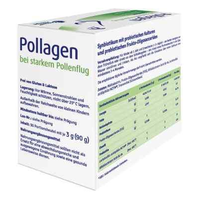 Pollagen Synbiotikum mit Probiotika und Prebiot.Beutel  bei apolux.de bestellen