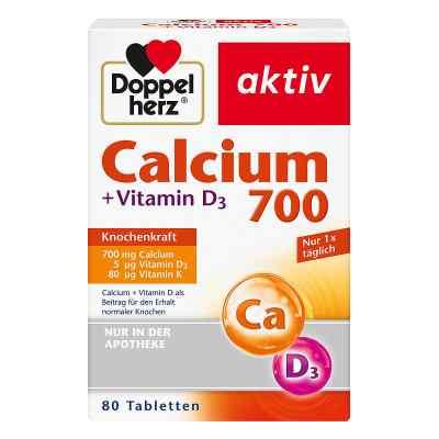 Doppelherz Calcium 700+vitamin D3 Tabletten  bei apolux.de bestellen