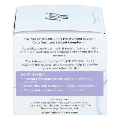 Frei öl Hydrolipid Feuchtigkeitscreme  bei apolux.de bestellen
