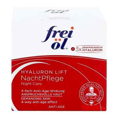 Frei öl Anti-age Hyaluron Lift Nachtpflege  bei apolux.de bestellen