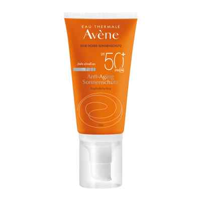 Avene Sunsitive Anti-aging Sonnenemulsion Spf 50+  bei apolux.de bestellen