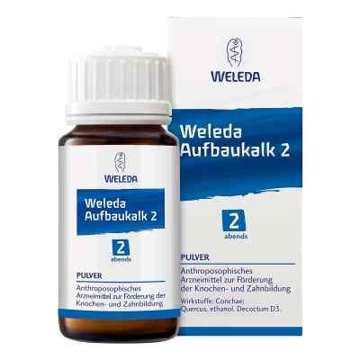 Weleda Aufbaukalk 2 Pulver  bei apolux.de bestellen