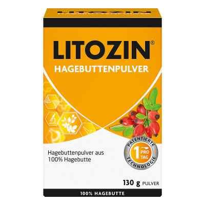 Litozin Hagebuttenpulver  bei apolux.de bestellen